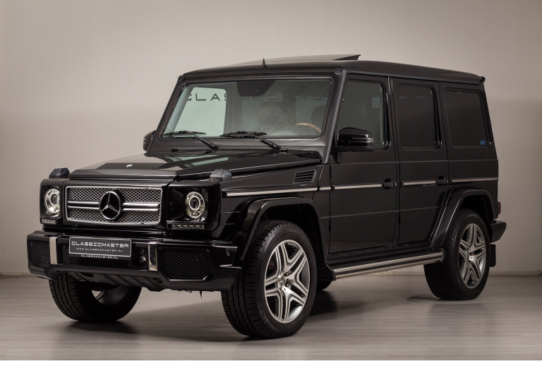 Mercedes-Benz G-Klasse Youngtimer Lease